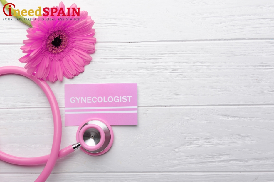 private gynecologist in Barcelona